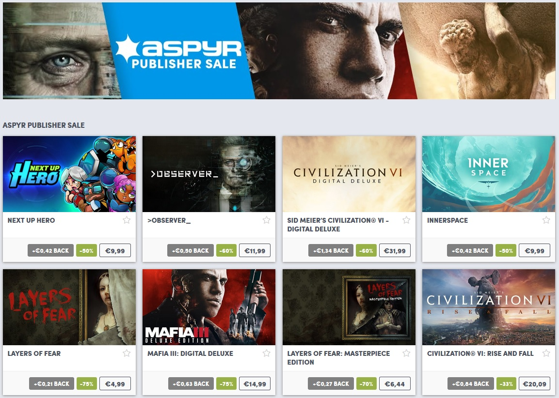 Steam Humble Bundle