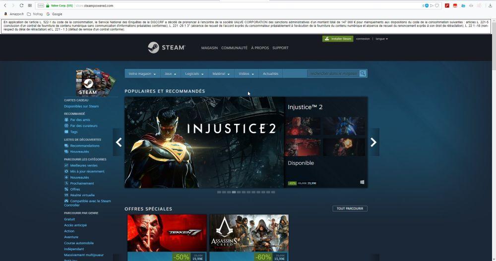 Photo of Valve și Ubisoft sunt amendați în Franța pentru politica de rambursare