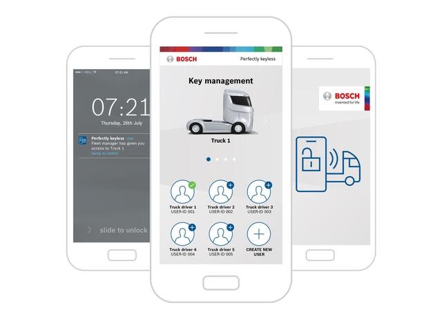 Photo of Aplicație Bosch: cheile unui autovehicul sunt de domeniul trecutului