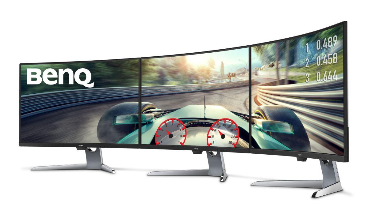Photo of BenQ prezintă EX3203R, gigantul de gaming cu ecran curbat