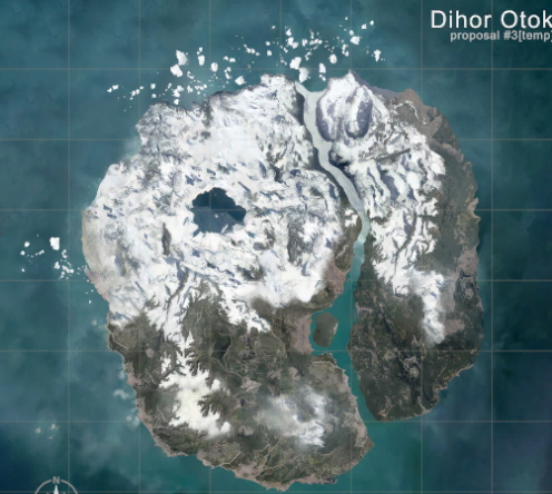 Pubg winter map