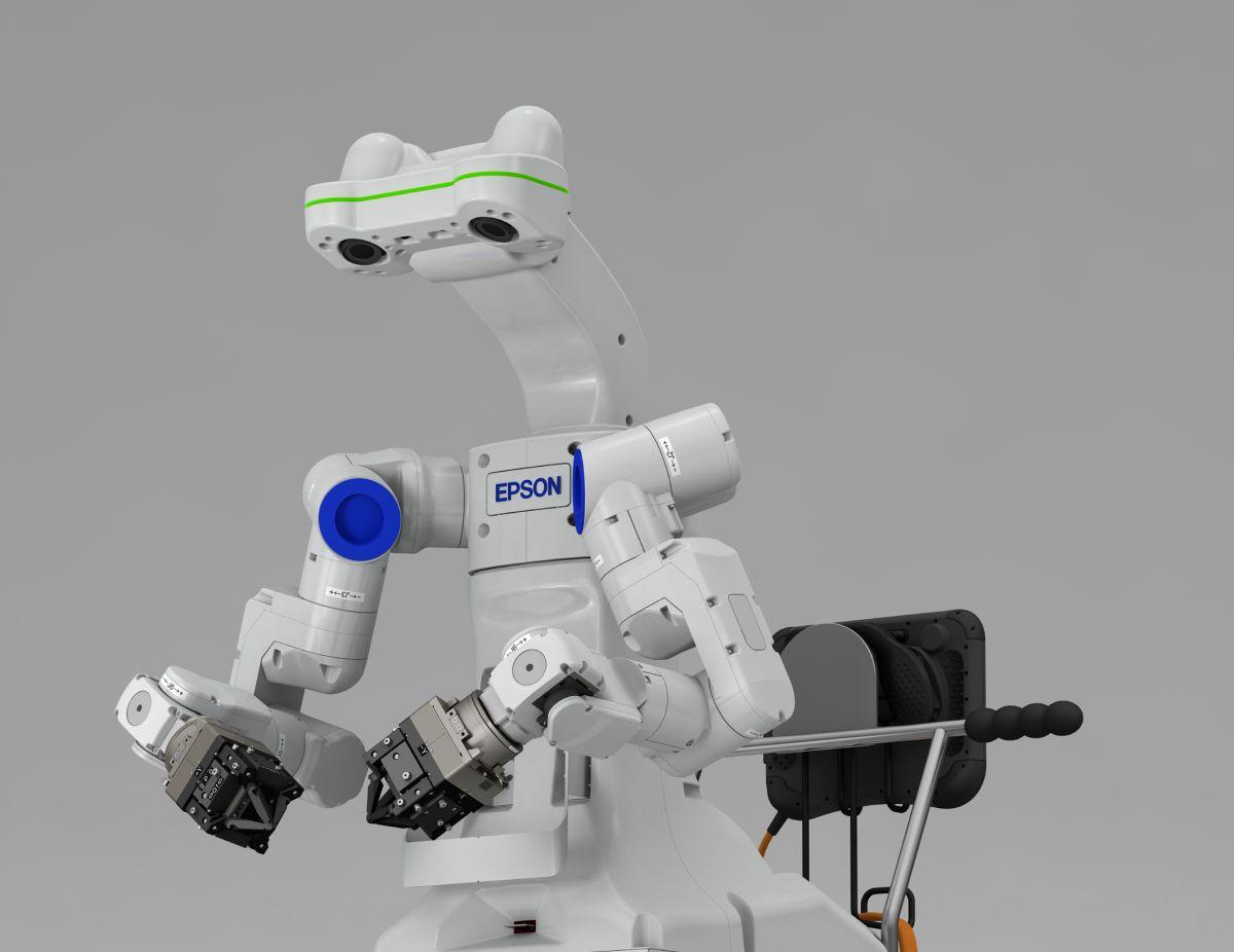 """Photo of Epson lansează competiţia """"Câştigă un robot"""""""