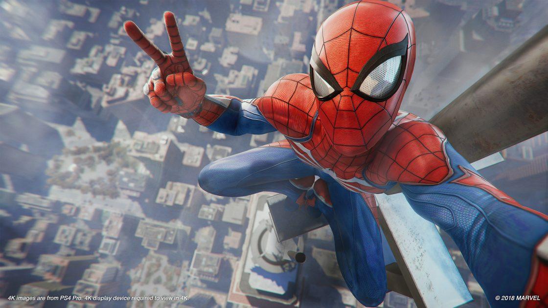Spider-Man PlayStation 5