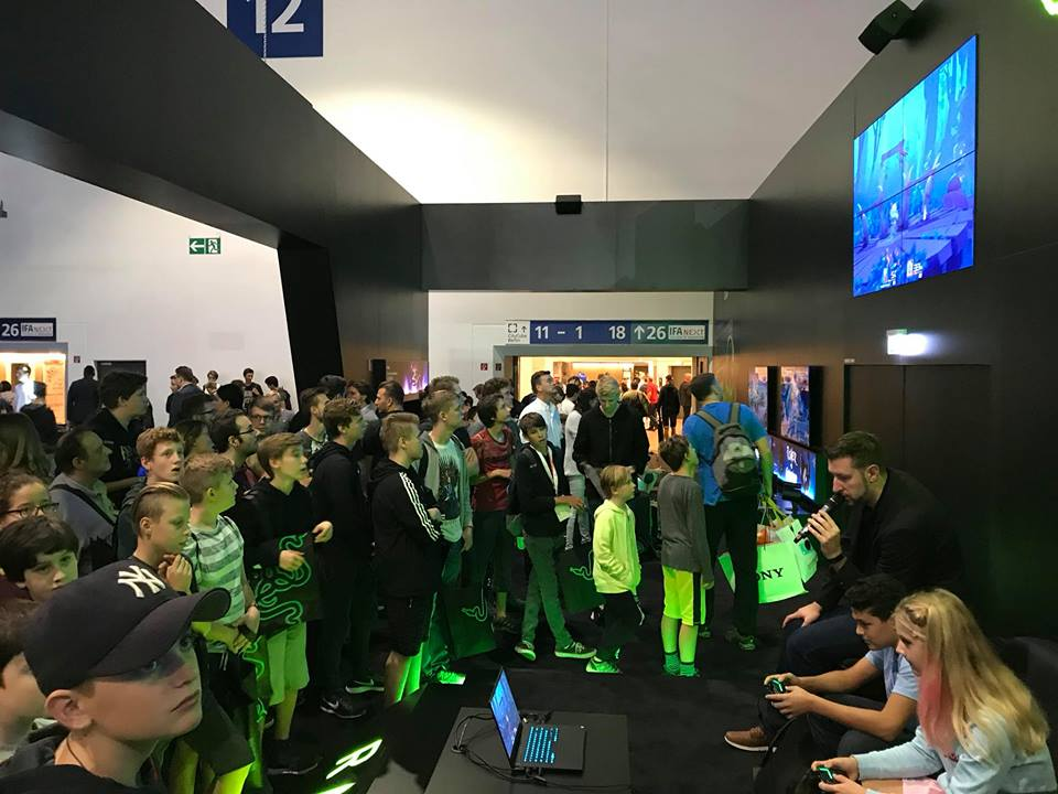 Photo of Razer la IFA 2018