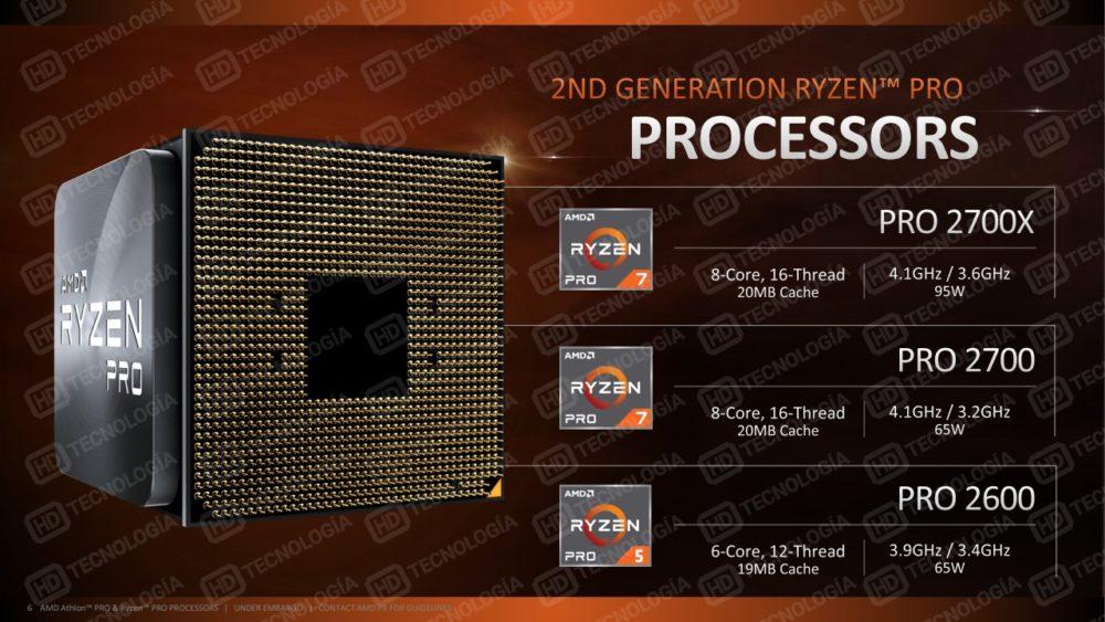 Photo of AMD pregătește noi procesoare Ryzen Pro și Athlon Pro
