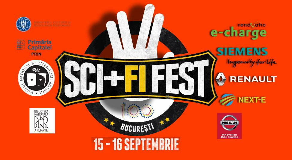 Photo of Weekend plin la Sci+Fi FEST 2018, la Biblioteca Națională!