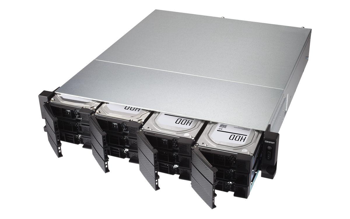 Photo of Puterea Ryzen în servere NAS cu montare în rack – QNAP lansează seria TS-x77XU