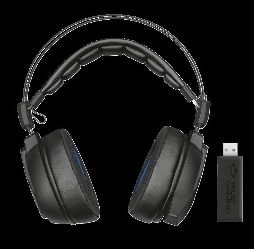 Trust GXT393 Magna Wireless 7.1