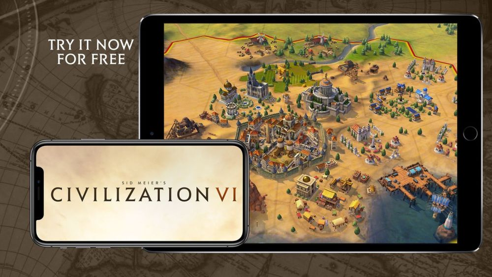 Photo of Civilization VI este acum disponibil pe iPad și pe iPhone