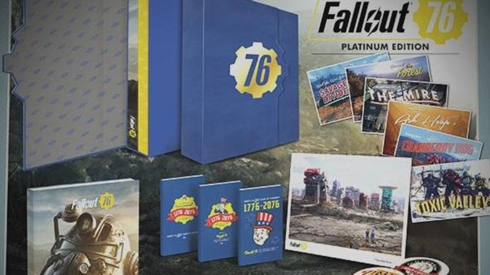 Photo of Fallout 76 Platinum Edition nu include Fallout 76