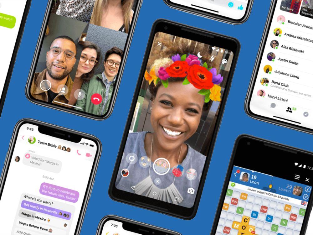 Photo of Facebook a lansat noua actualizare Messenger 4