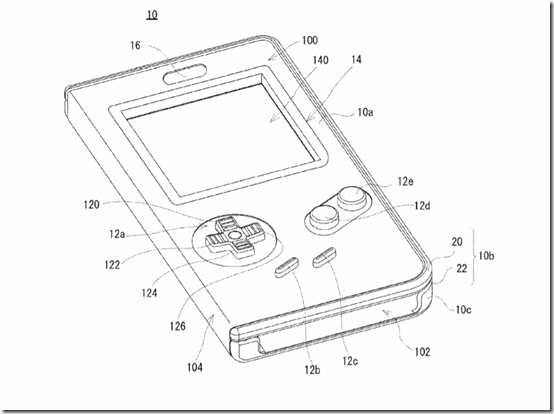 Photo of Nintendo brevetează o carcasă de smartphone în stilul Game Boy
