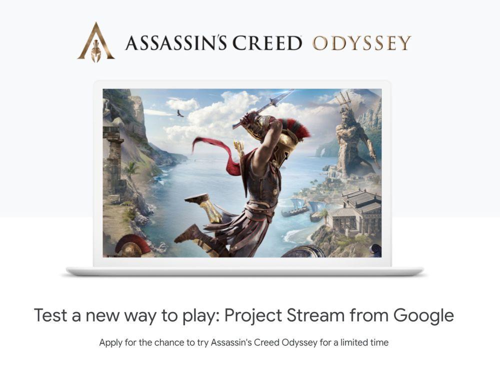 Photo of Project Stream reprezintă tentativa lui Google de a intra pe game streaming