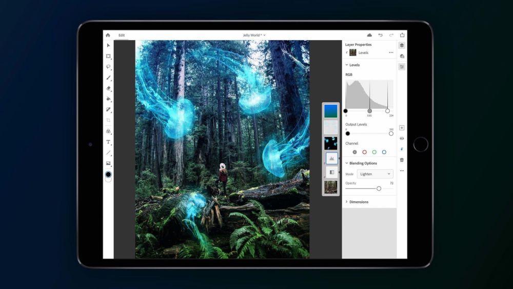 Photo of Photoshop CC va fi disponibil pe iPad începând cu 2019