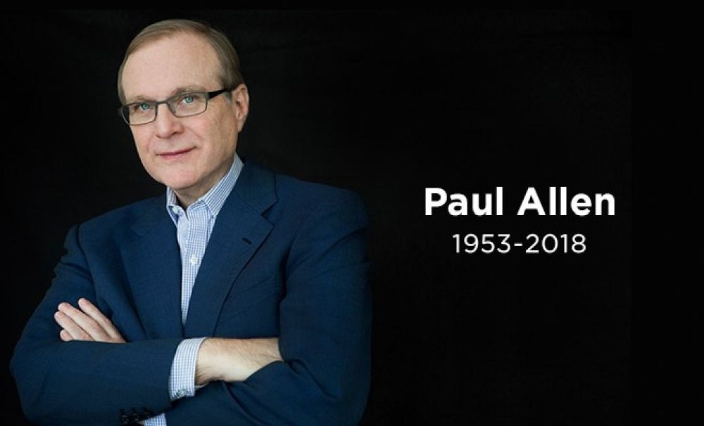 Photo of Co-fondatorul Microsoft, Paul Allen, s-a stins din viata la 65 de ani