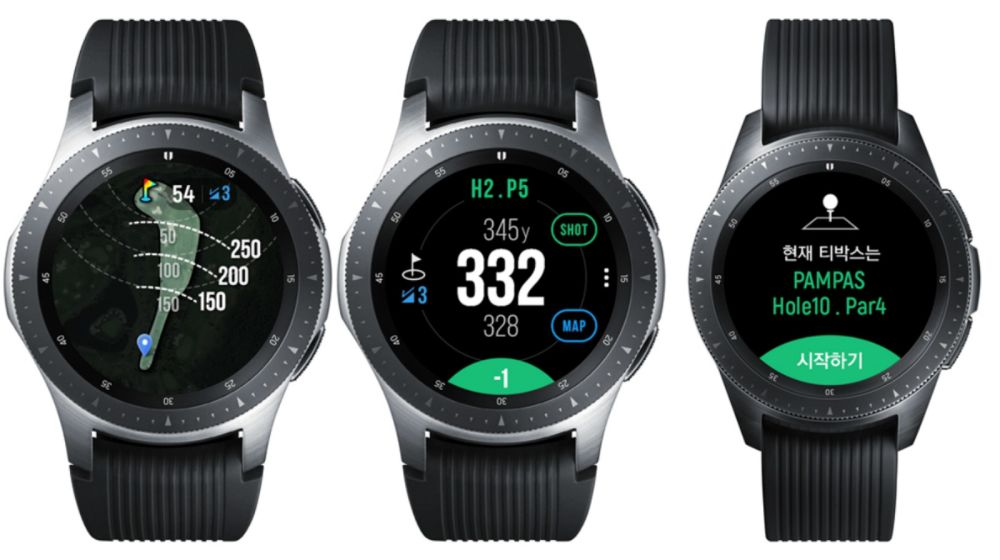 Photo of Samsung a anuntat lansarea lui Galaxy Watch Golf Edition
