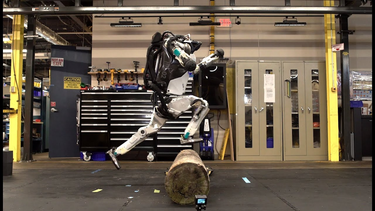 Photo of Boston Dynamics a făcut un robot capabil de parkour