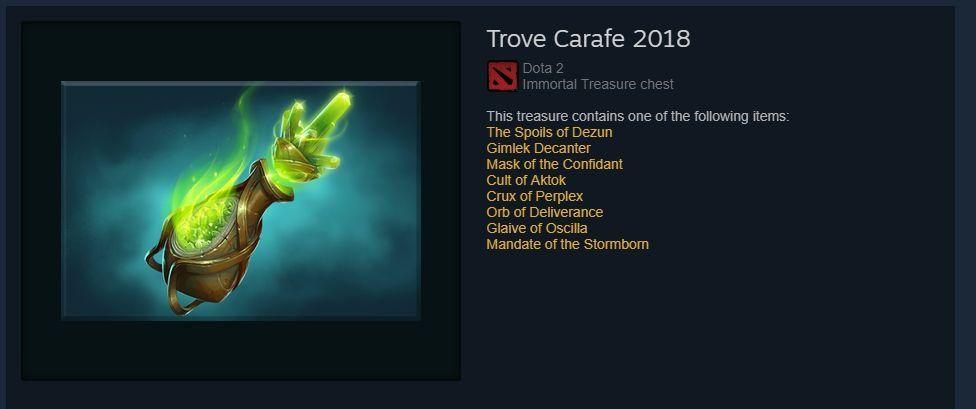 Photo of Valve vă spune acum care sunt șansele să pice obiecte în DotA 2