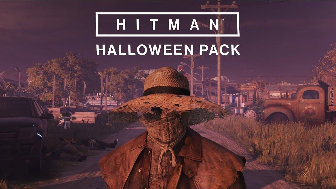 Photo of Hitman Halloween Pack este acum gratuit