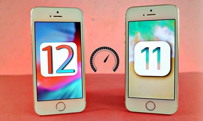 Photo of iOS 12 este acum instalat pe 50% dintre dispozitivele active