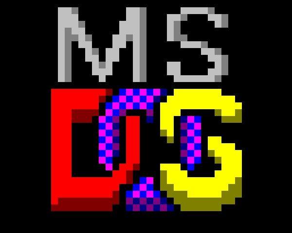 ms-dos microsoft