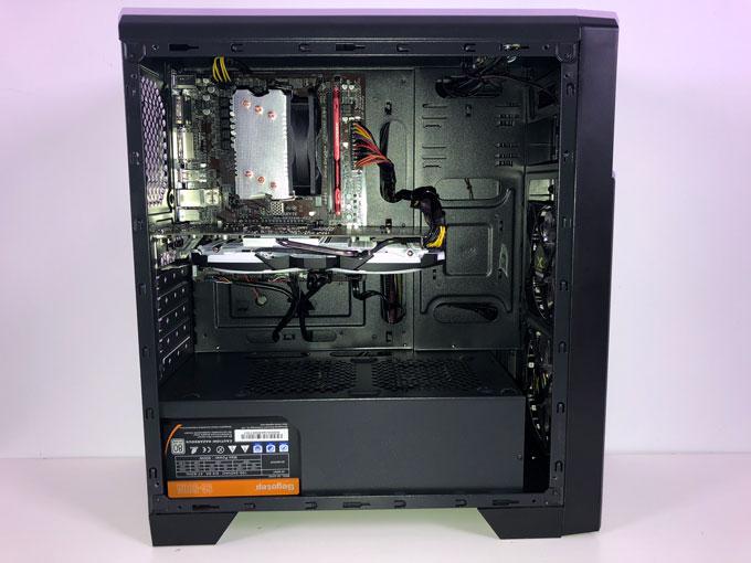 Photo of Diaxxa Light Gaming v2 – PC de gaming cu buget redus