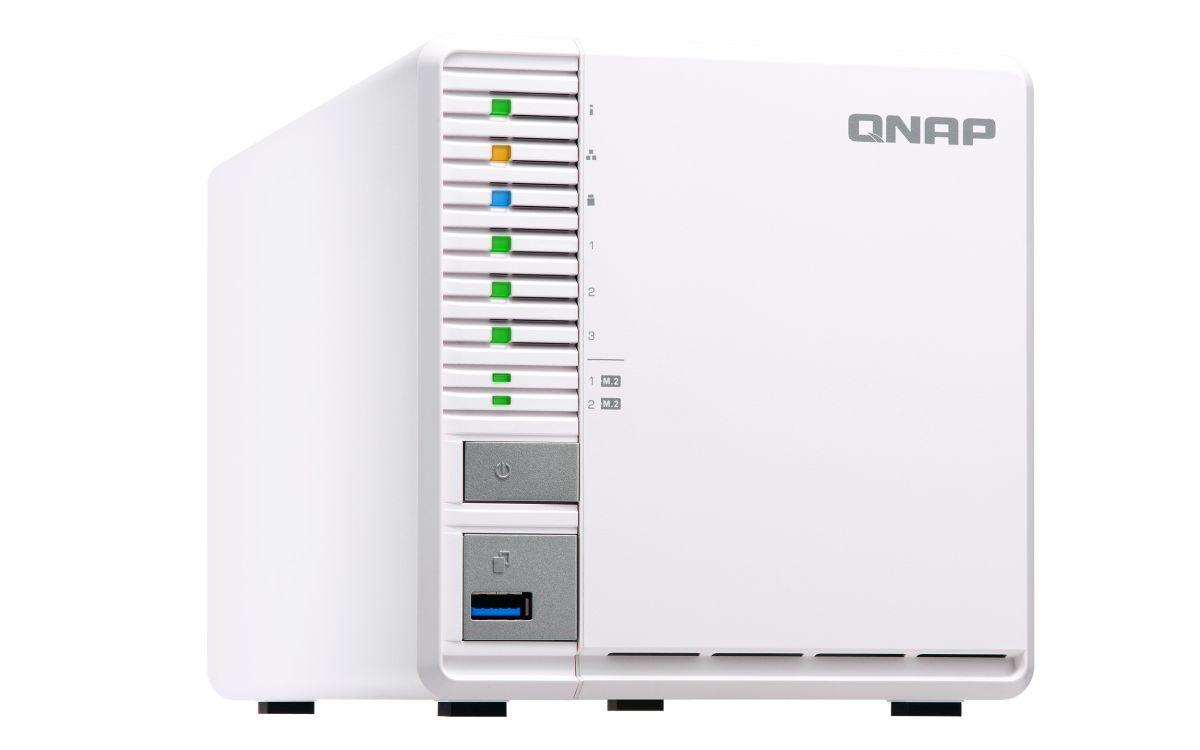 Photo of QNAP consolidează linia de servere NAS cu 3 sertare prin lansarea modelului TS-351