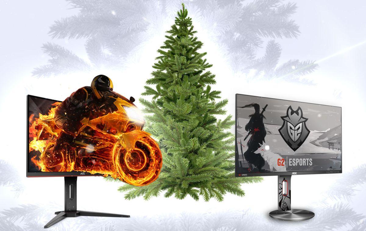 Photo of Monitoarele de gaming AOC din seria G1 sunt cadourile ideale pentru pasionații de jocuri video