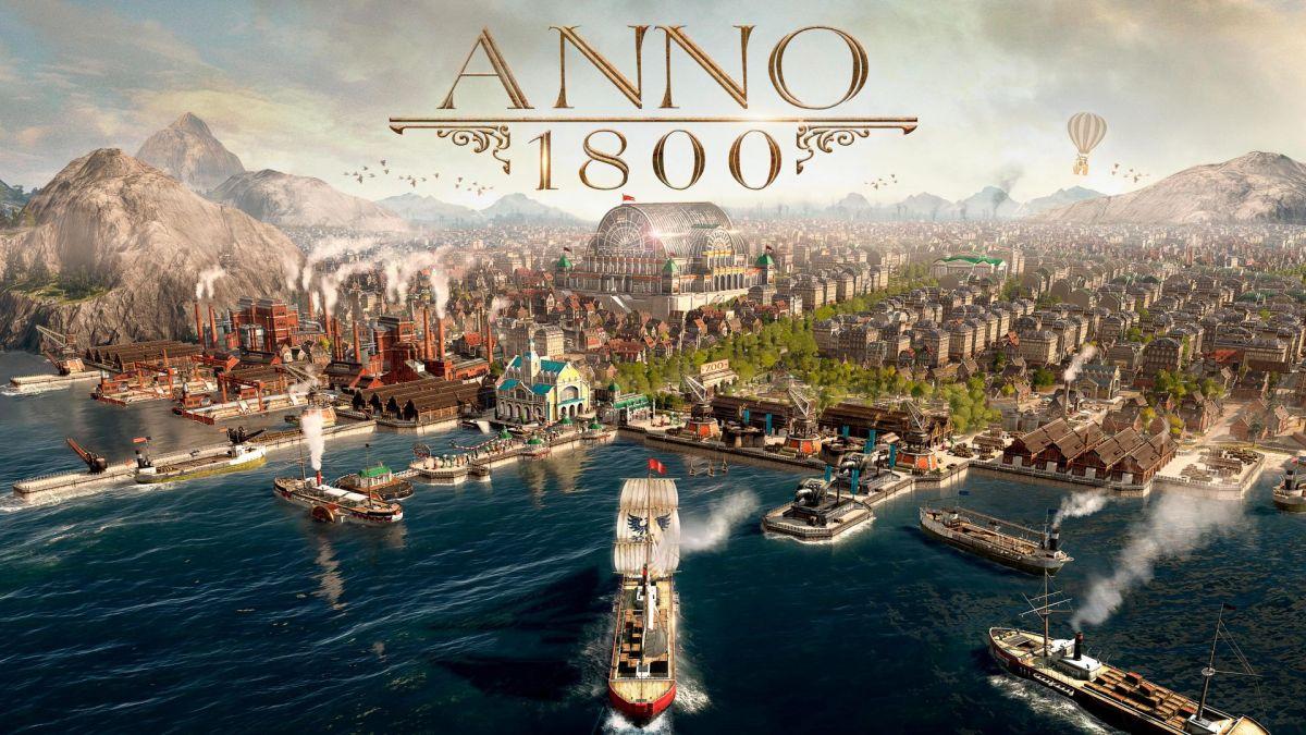 Photo of Anno 1800 se vinde foarte bine