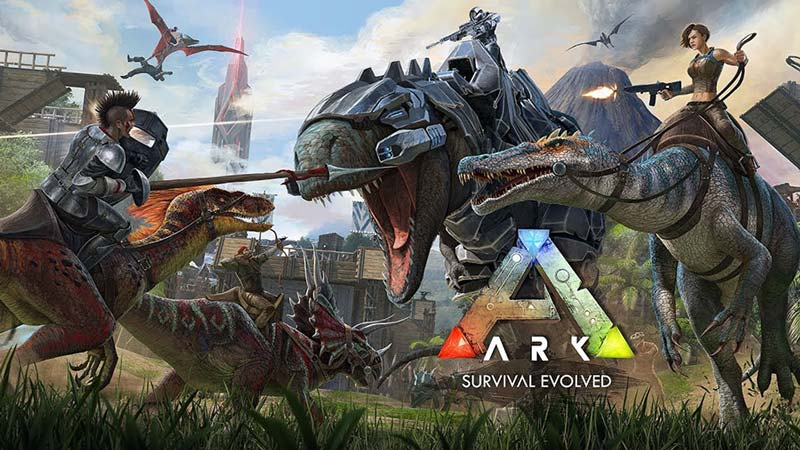 Photo of Ark: Survival Evolved, gratuit in aceasta saptamana