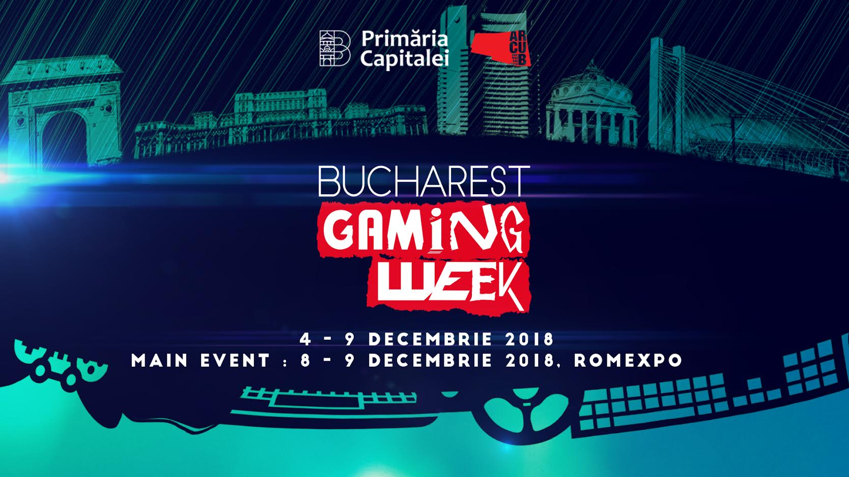 Photo of Bucharest Gaming Week va avea loc în perioada 4-9 decembrie