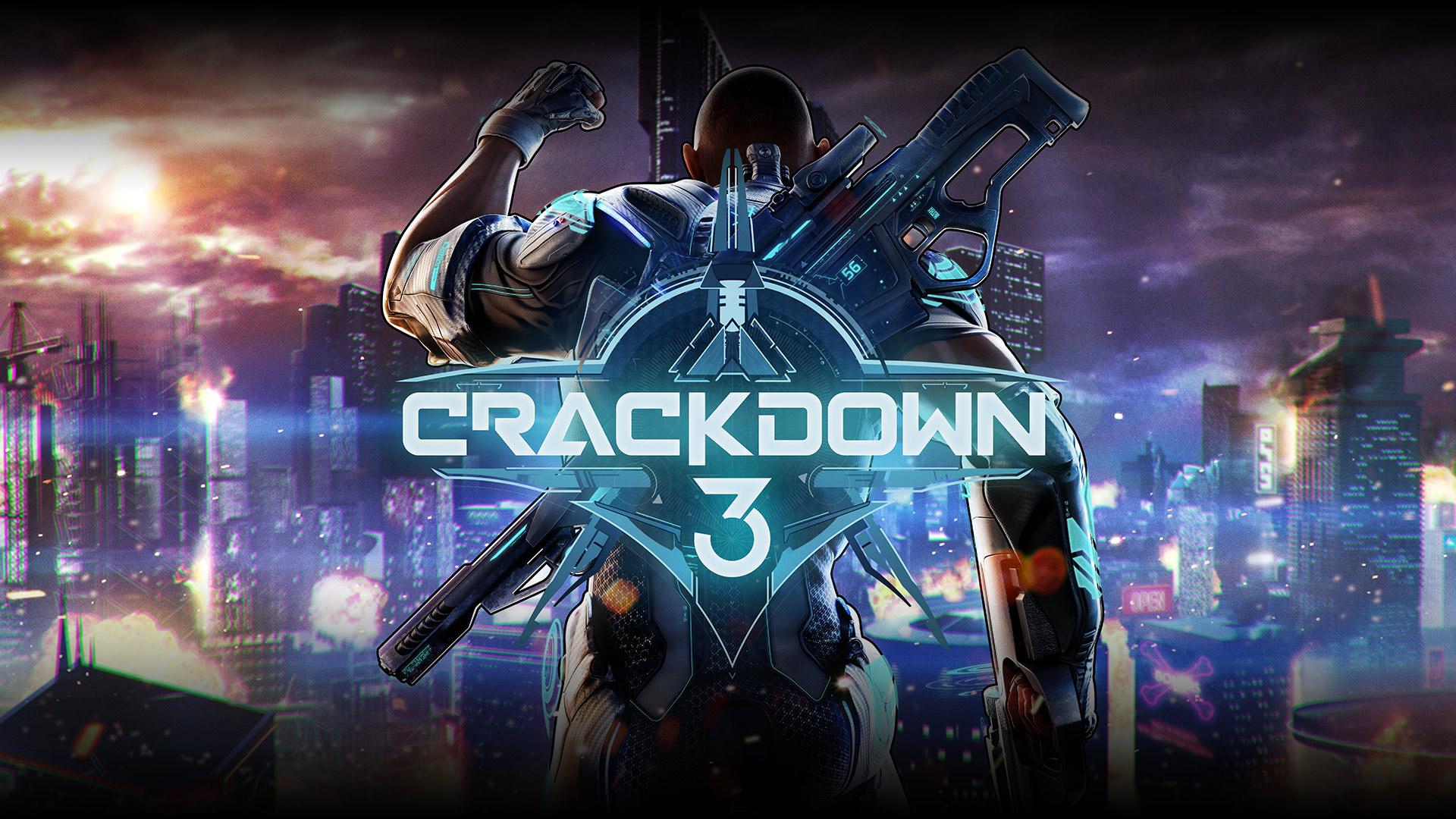 Crackdown 3 Ruffian Games Rockstar Dundee