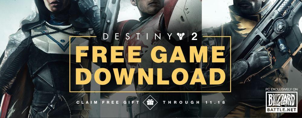 Photo of Destiny 2 pe PC este gratuit până pe 18 noiembrie, rămâne al vostru dacă îl luați acum
