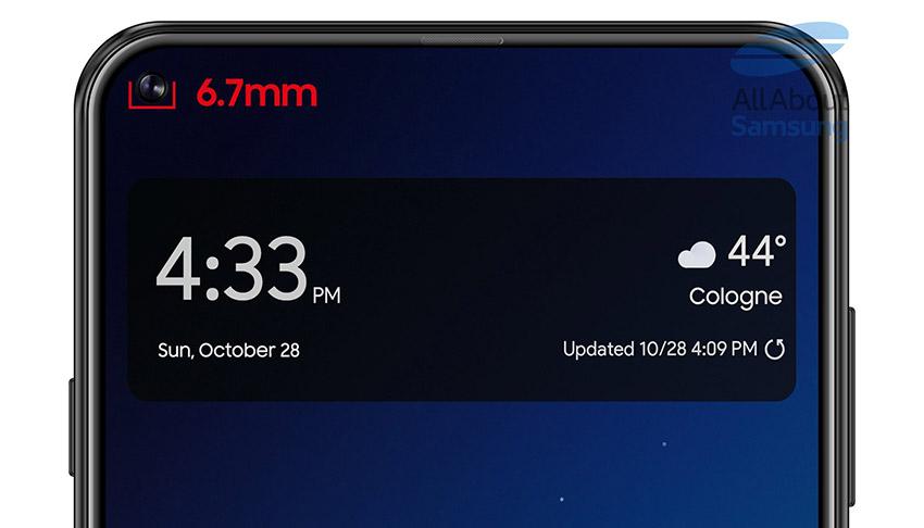 Photo of Samsung Galaxy S10 ar putea sa urmeze designul lui Galaxy A8