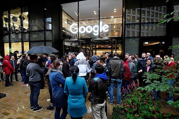 Photo of Angajatii Google cer transparenta in cazurile de hartuire sexuala din interiorul companiei