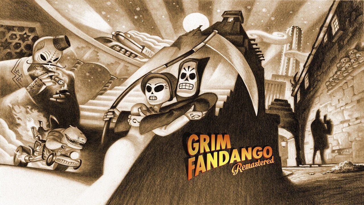 Photo of Grim Fandango Remastered a fost lansat pe Nintendo Switch