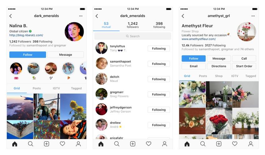 Photo of Instagram pregateste o interfata mai curata