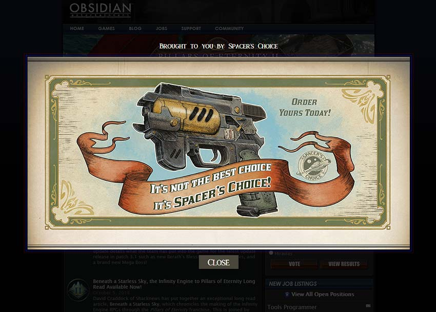 Photo of Obsidian va anunta un nou RPG la The Game Awards