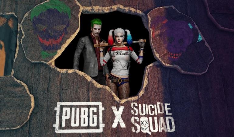 Photo of PUBG lansează skin-uri cu Joker și Harley Quinn