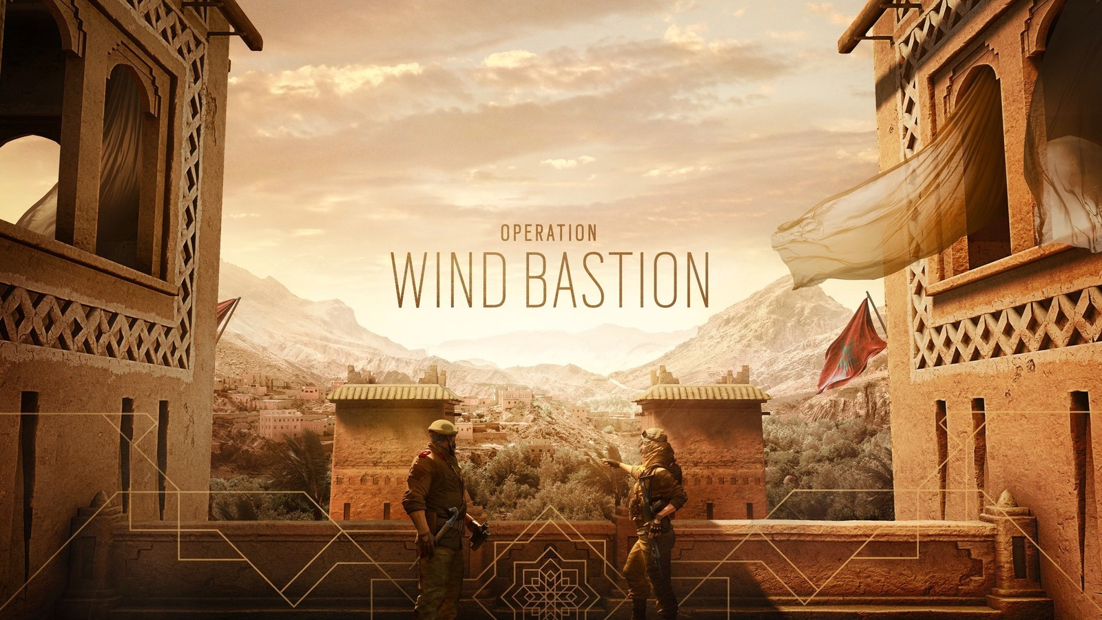 Photo of Rainbow Six Siege Operation Wind Bastion apare luna viitoare