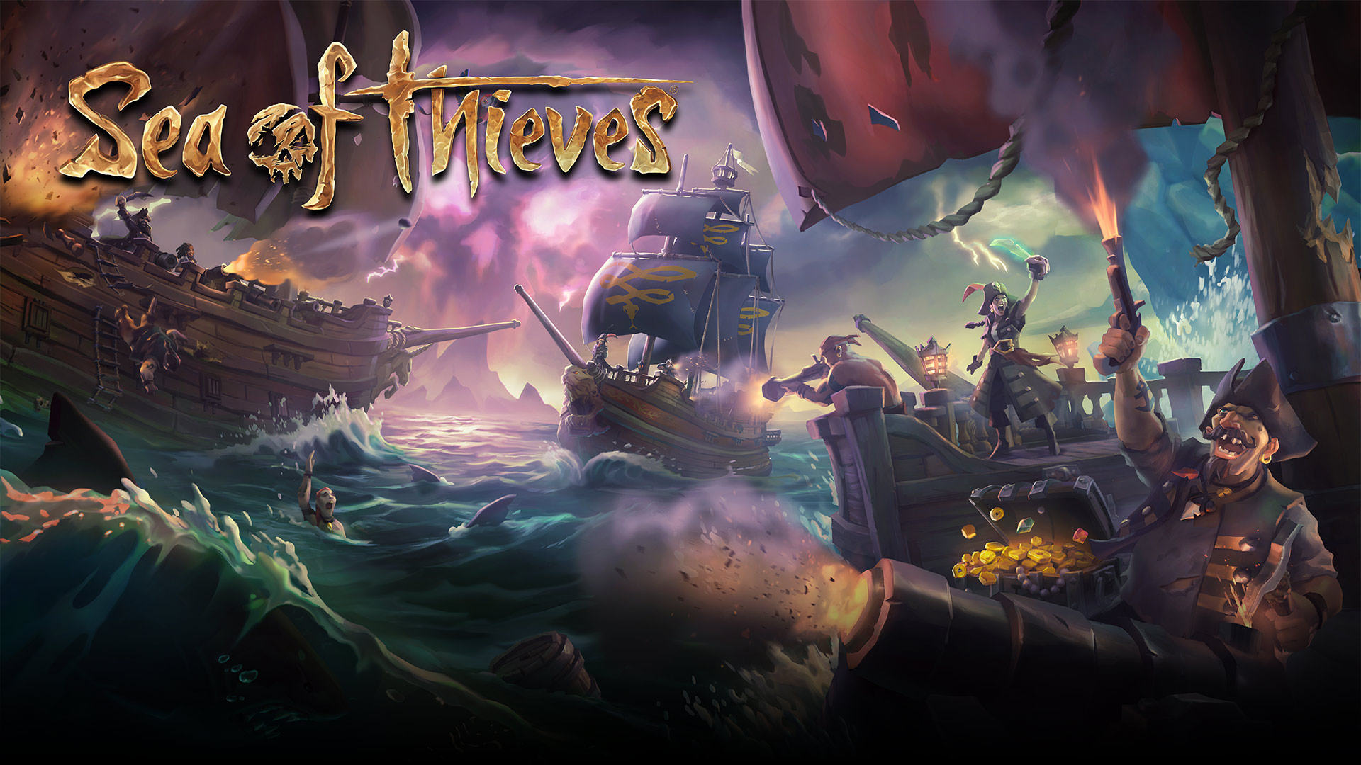 Photo of Sea of Thieves anunță The Arena, un nou mod PvP