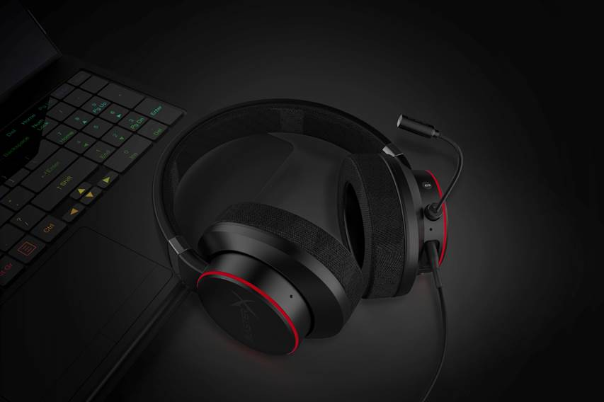 Photo of Creative lansează căștile de gaming Sound BlasterX H6 50mm