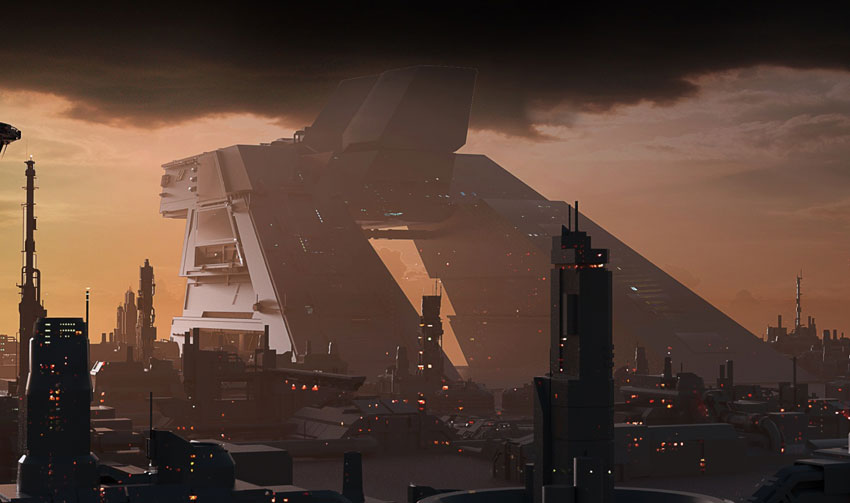 Photo of Star Citizen introduce prima planeta explorabila
