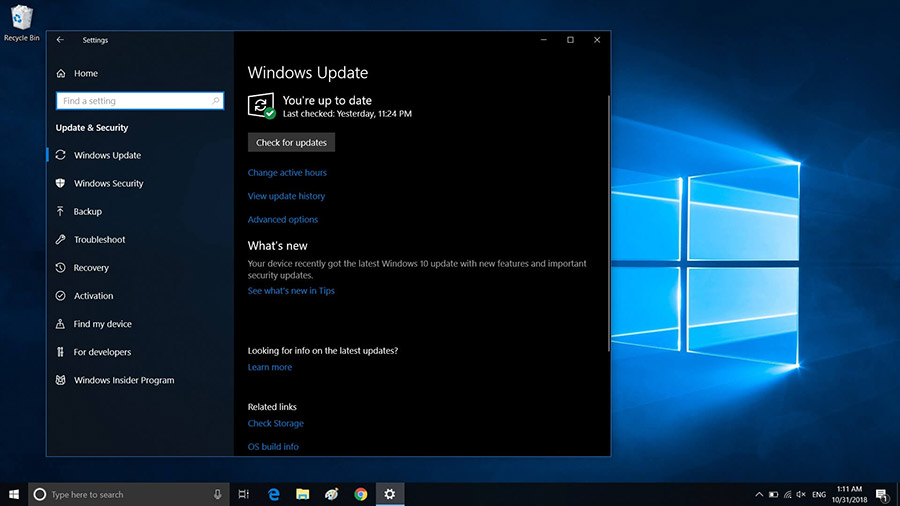 Photo of Windows 10 si blestemul update-ului de octombrie