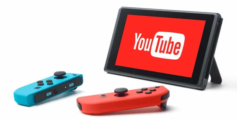 Photo of Nintendo Switch ar putea primi aplicație de YouTube