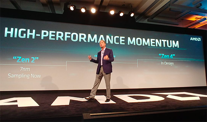 Photo of AMD a început dezvoltarea arhitecturii Zen 4