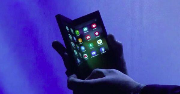 Atât costă producția telefonului pliabil Samsung