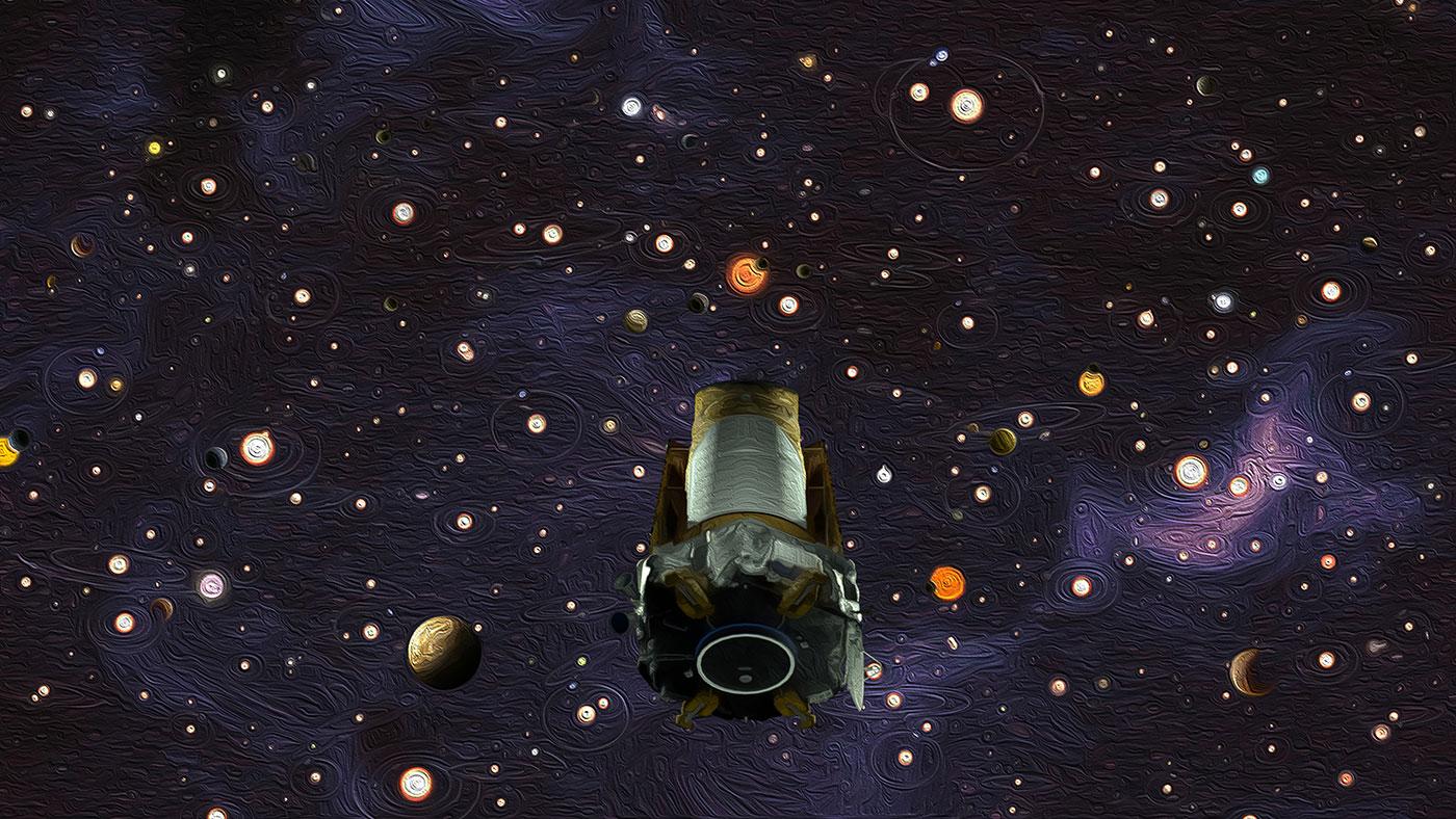 Photo of Telescopul spațial Kepler și-a încheiat misiunea