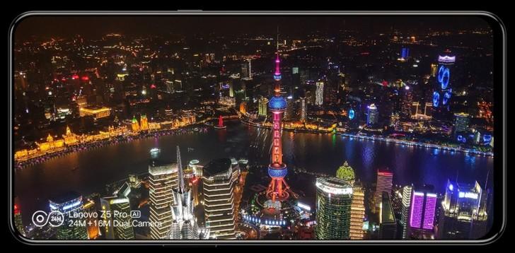 Photo of Lenovo Z5 Pro promite să aibă un ecran foarte mare