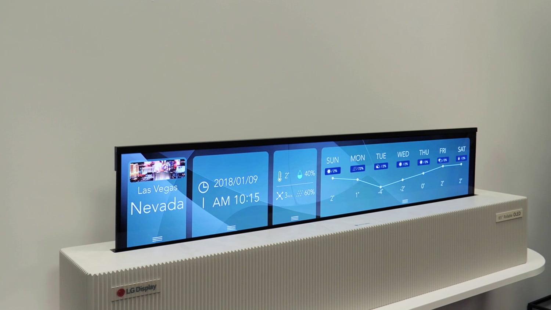 Photo of LG va prezenta un telefon pliabil și un televizor care poate fi făcut sul la CES 2019